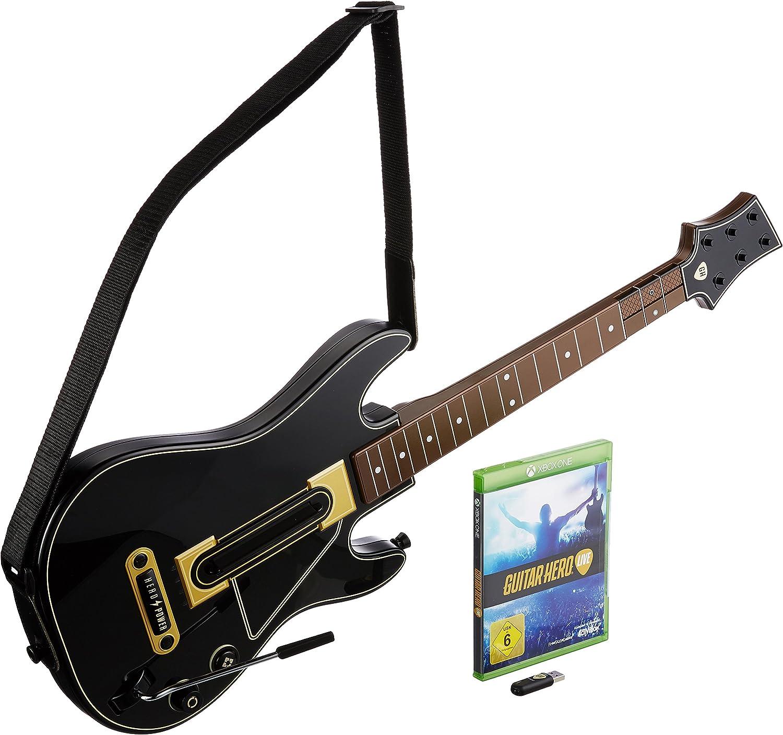 Guitar Hero Live [Importación alemana]: Amazon.es: Videojuegos