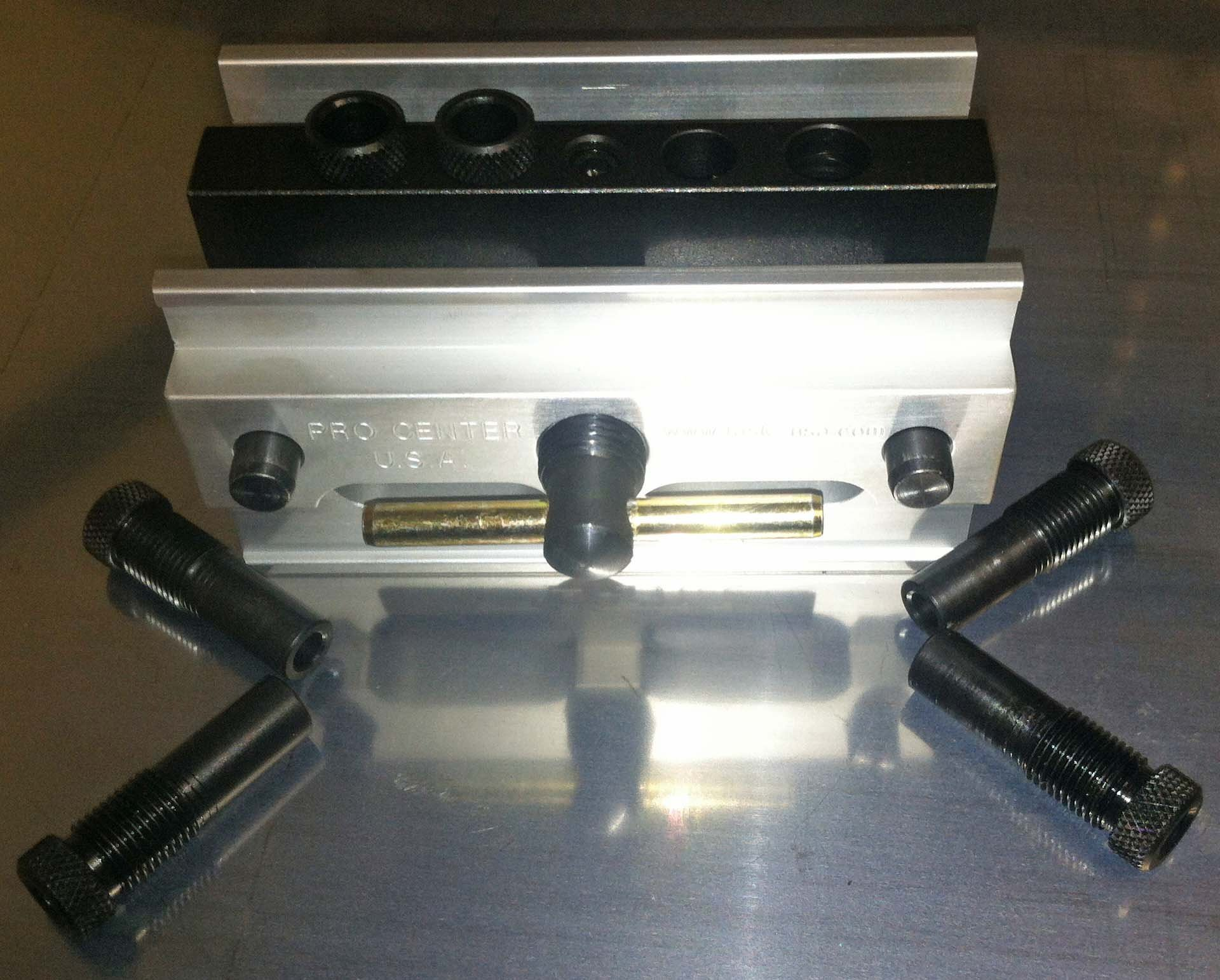 08200TK New and Improved Self Centering Doweling JIg