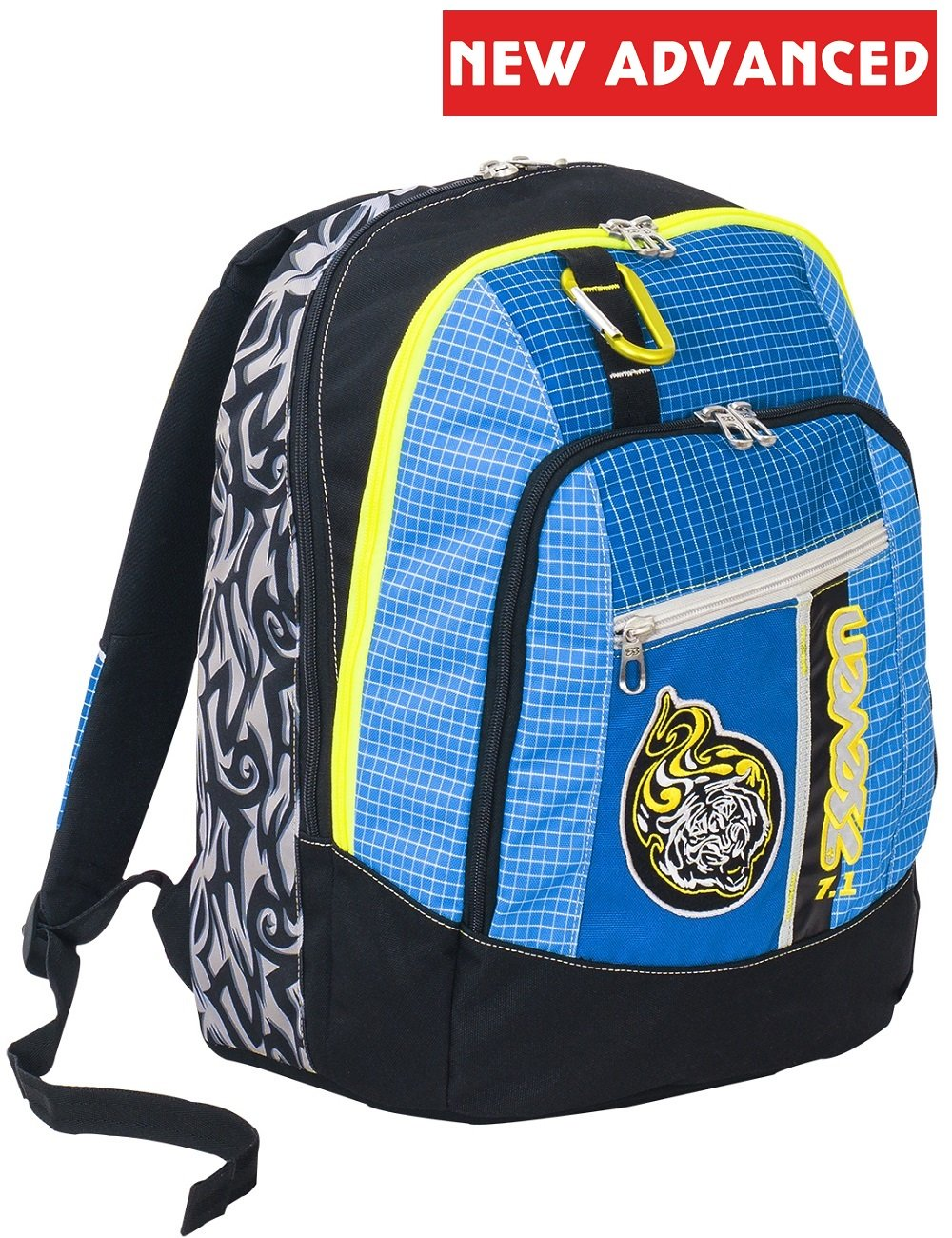 Backpack Seven Advanced Tribal Boy Blue