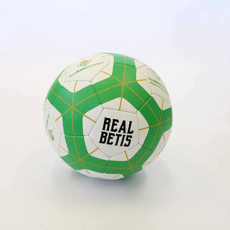 Real Betis Balompié - Escudos T2 Balón de fútbol Sala, Verde ...