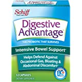 Digestive Advantage Intensive Bowel Support - Probiotic that defends against gas & bloating, 32 Capsules