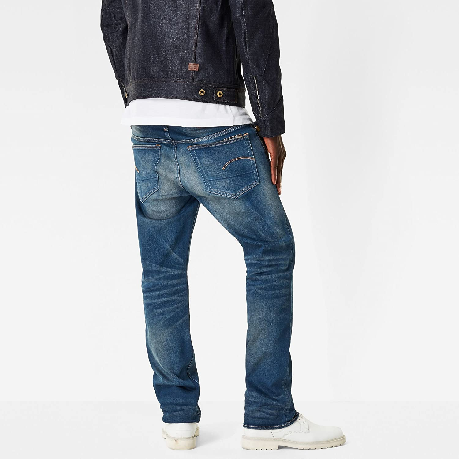 G STAR RAW 3301 Loose Jeans Homme