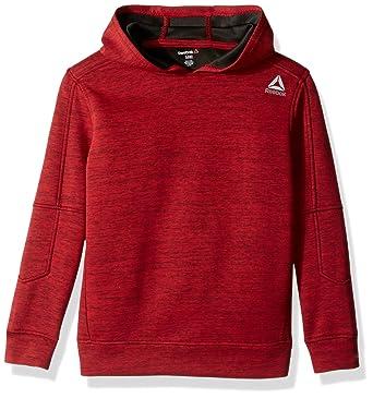 f1bb7f596bef Amazon.com  Reebok Boys  Active Hoodie  Clothing