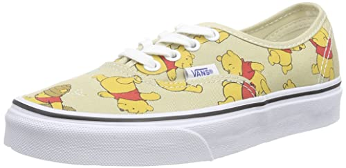 7fd4c5cc5242da Image Unavailable. Image not available for. Colour  Vans Disney Authentic  Womens Trainers Winnie ...
