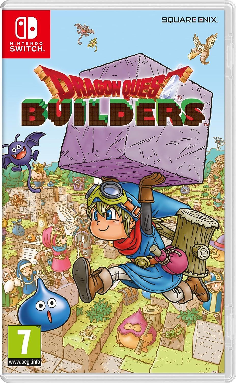 Dragon Quest Builders - Nintendo Switch [Importación francesa]: Amazon.es: Electrónica