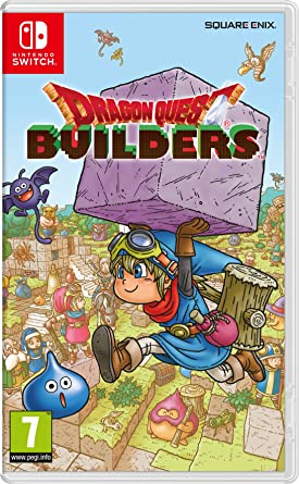 Nintendo Dragon Quest Builders, Switch vídeo - Juego (Switch ...