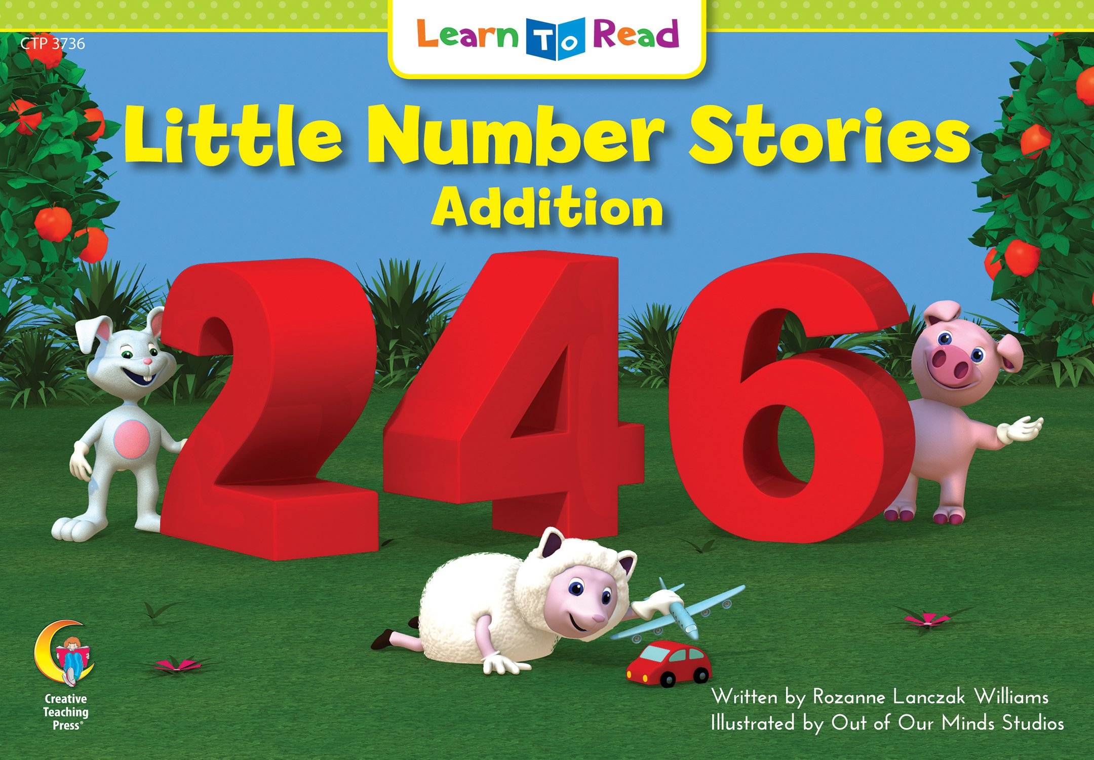 Little Number Stories Addition (Learn to Read Math Series)