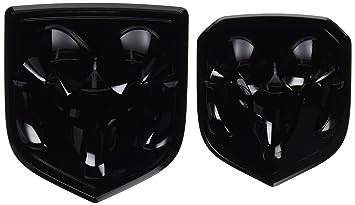 black dodge ram logo. black dodge ram 1500 2500 3500 front u0026 rear head emblem medallion mopar oem logo e