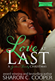 Love At Last (Jenkins Family & Friends Series)