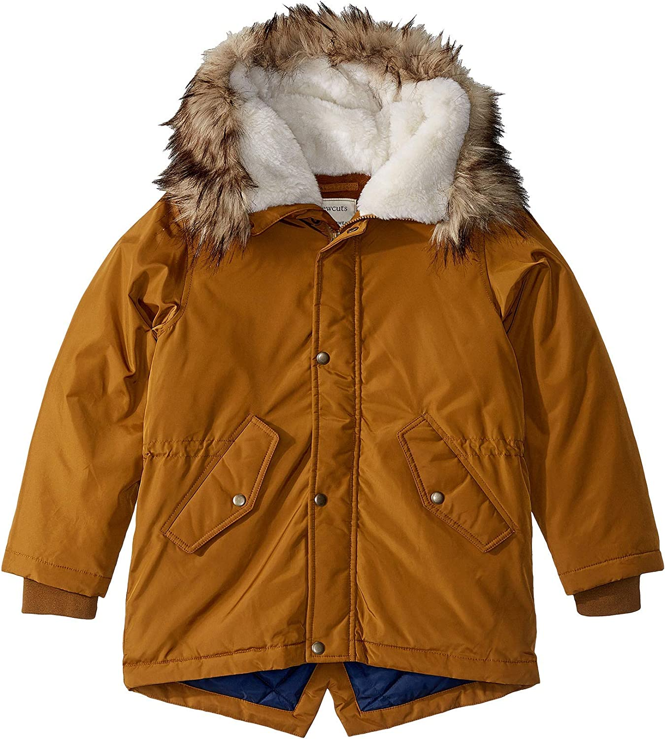 Kids Fishtail Parka