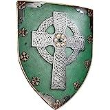 Design Toscano Celtic Warriors Sculptural Wall Shield