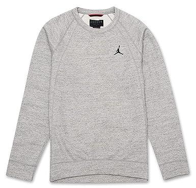 72fc6d87363 Jordan Sportswear Wing Fleece Sweatshirt Mens Style : 860194-063 Size : L