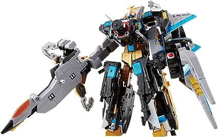 Figure JAPAN DX Buster Hercules Set Completed Bandai Tokumei Sentai Go Buster