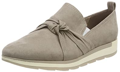 24232, Mocassins Femme, Beige (Taupe), 39 EUMarco Tozzi
