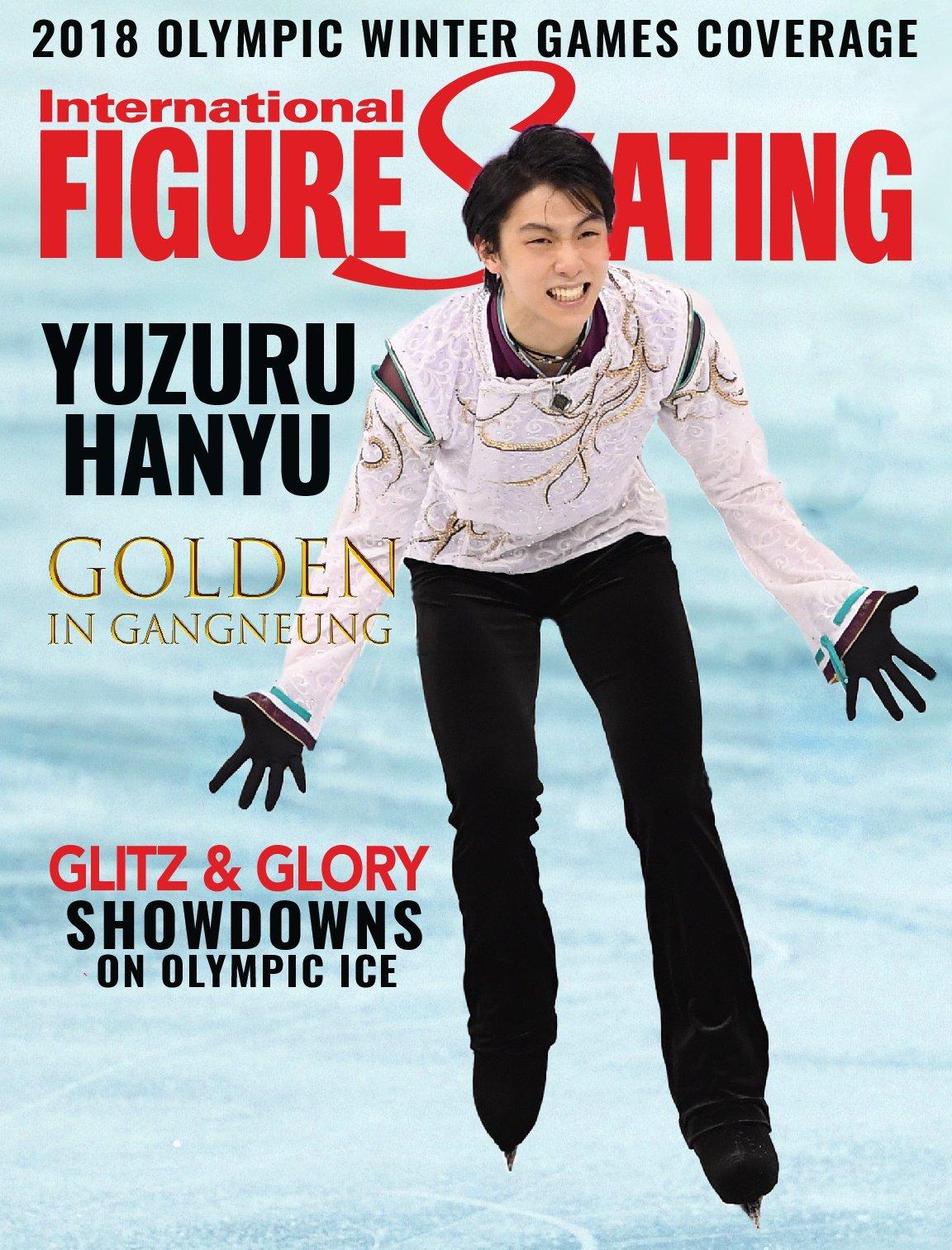 International Figure Skating [US] April 2018 (単号)
