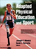 Adapted Physical Education and Sport With Web Resource 6ed