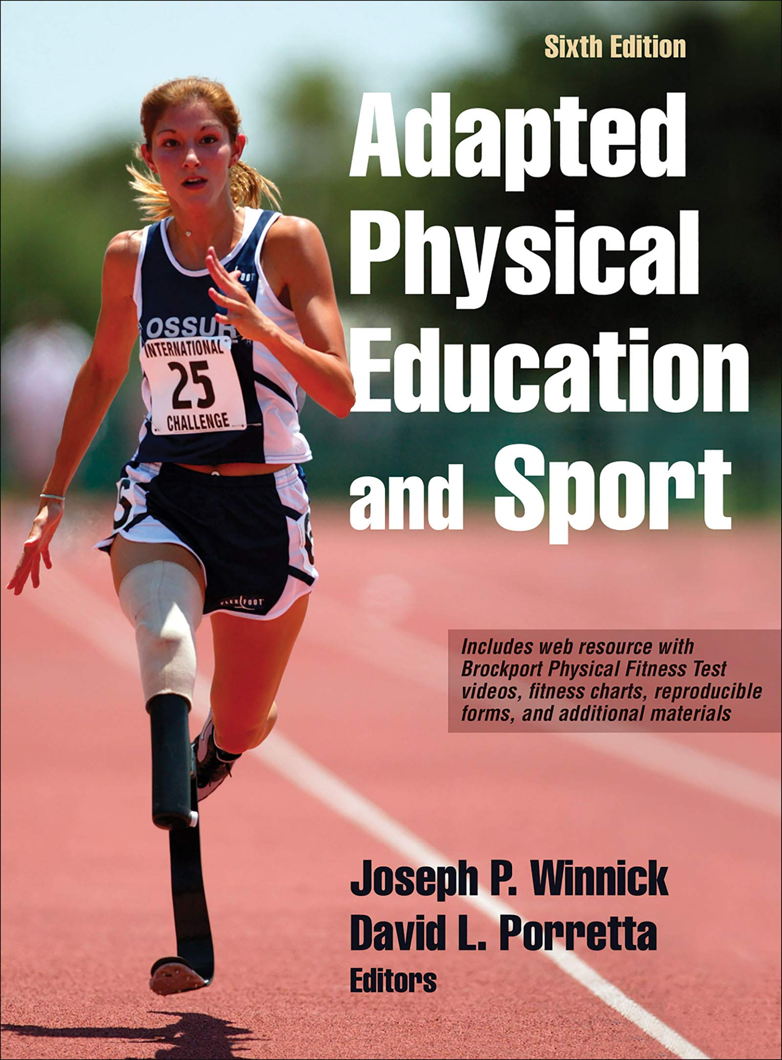 adapted physical education and sport 5th edition free