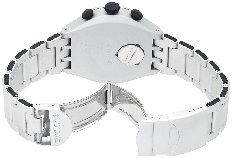 Black esRelojes Swatch 45 MmAmazon Cuarzo Reloj Unisex Energy De A54jLR