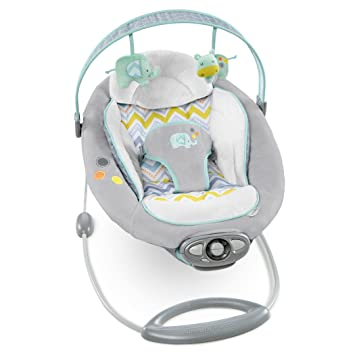 amazon com ingenuity the gentle automatic bouncer avondale baby