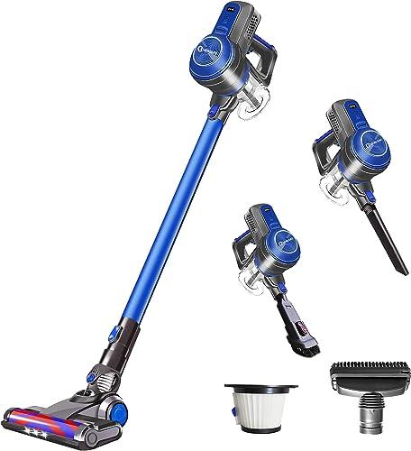 Enjoy the mimicking design of Dyson V7 on the NEQUARE vacuum