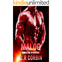 Maloq: A Sci-Fi Alien Romance (Kanosian Warriors Book 2)