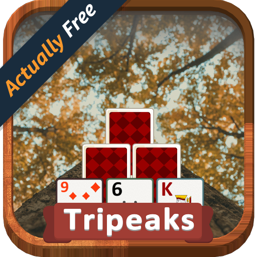 TriPeaks Autumn (Game Android)