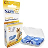 Sea-Band Anti-Nausea Acupressure Wristband for Motion Sickness, Child, Pack of 2