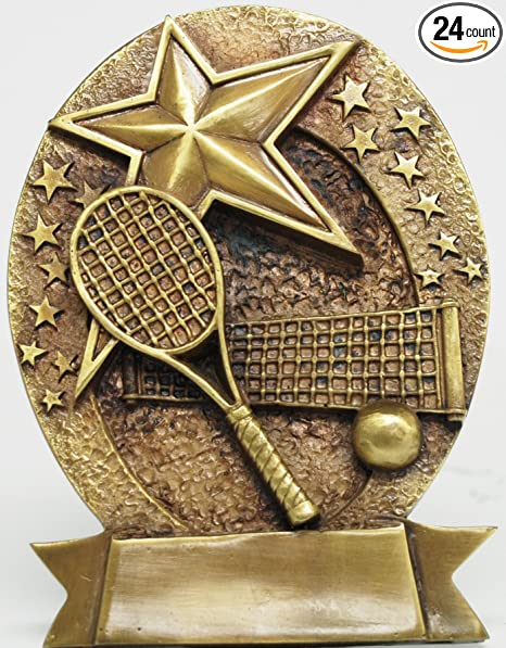 Amazon.com: Oro Placa De Tenis (envío gratuito): Sports ...