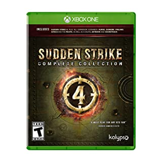 Sudden Strike 4: Complete Collection Xbox One - Xbox One