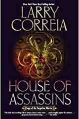 House of Assassins (Saga of the Forgotten Warrior Book 2) Kindle Edition
