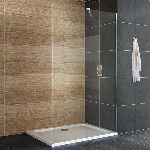Funda mojado habitación 1200 mm fácil de limpiar mampara de ducha ...