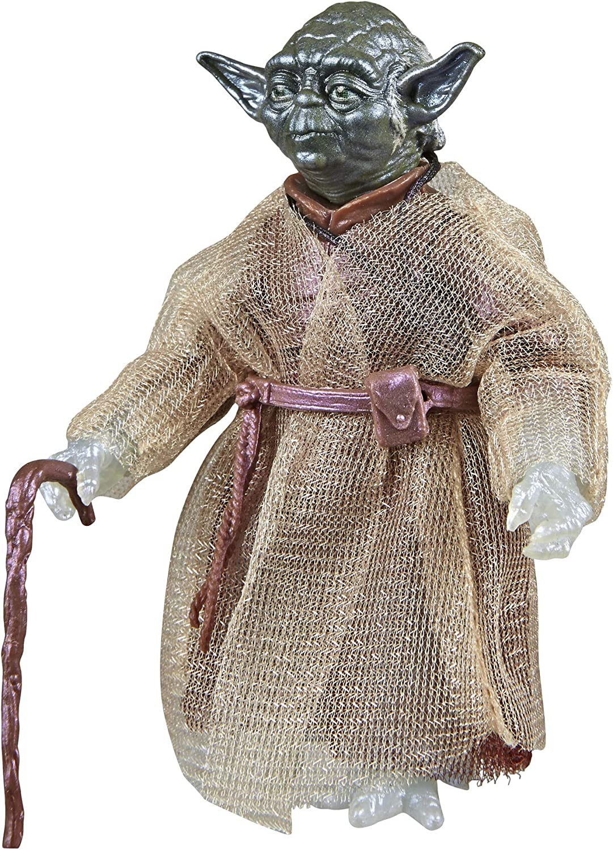 Force Spirit Star Wars The Black Series The Last Jedi Yoda 15,2 cm Skala Episode VIII Sammlerst/ück Actionfigur