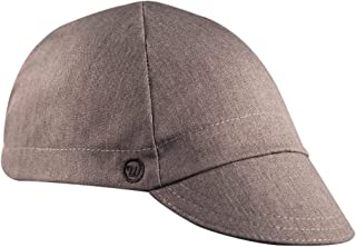 product image for Walz Caps Heather Grey Cotton 4-Panel
