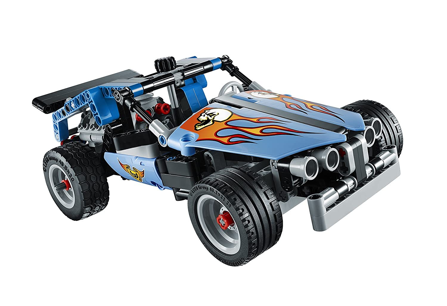 Amazon.com: LEGO Technic 42022 Hot Rod Model Kit: Toys & Games