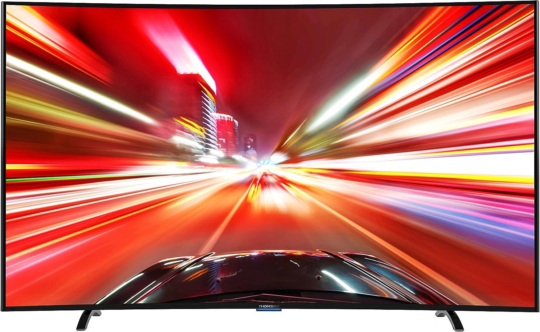 Thomson 55UA8596 - Televisor LCD curvado LED 4K 55