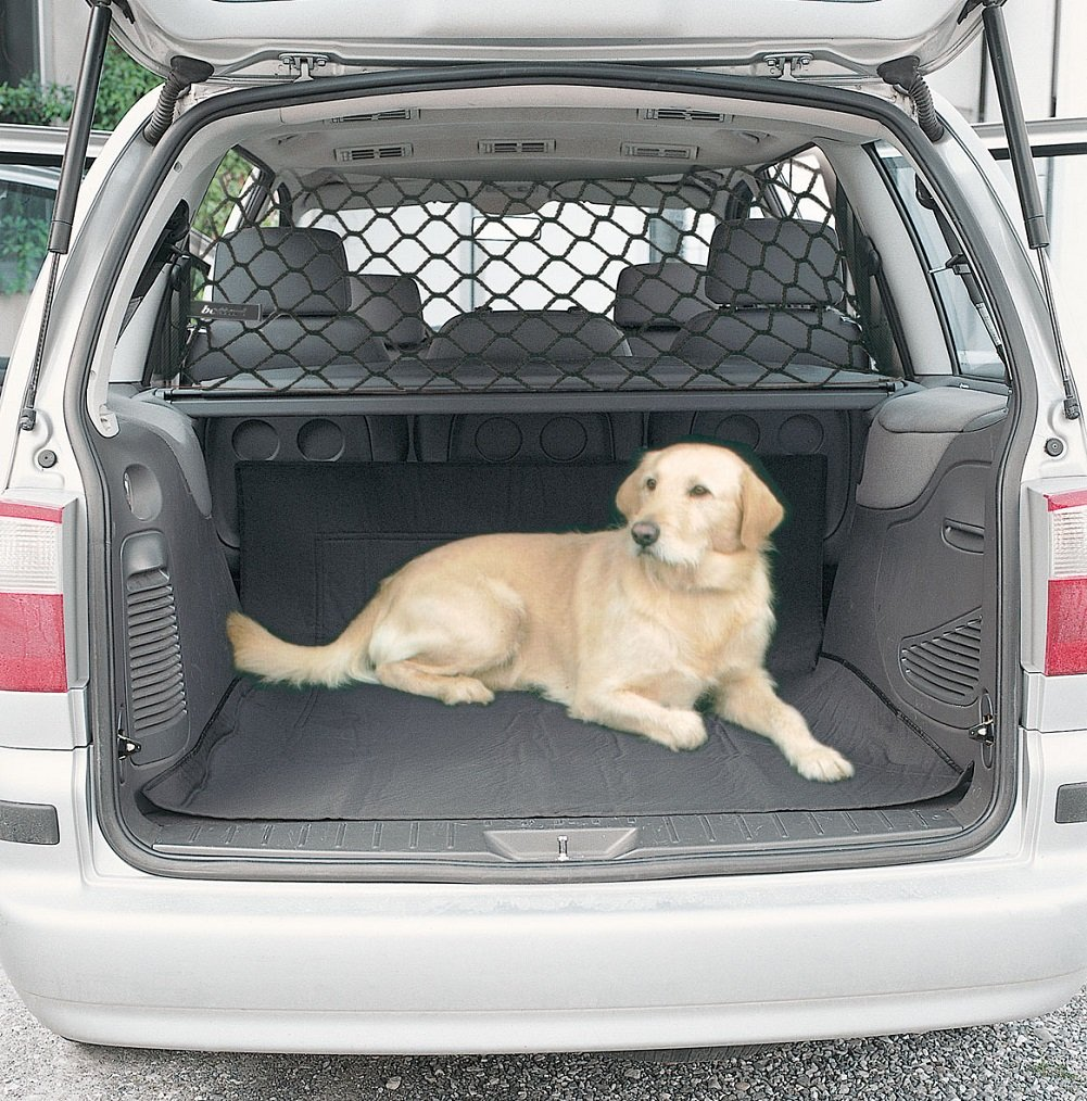 Pet Barrier Anti-Collision Adjustable Mesh Net Barrier Auto Barrier Safety Isolation Net-Pet Predection in Cars