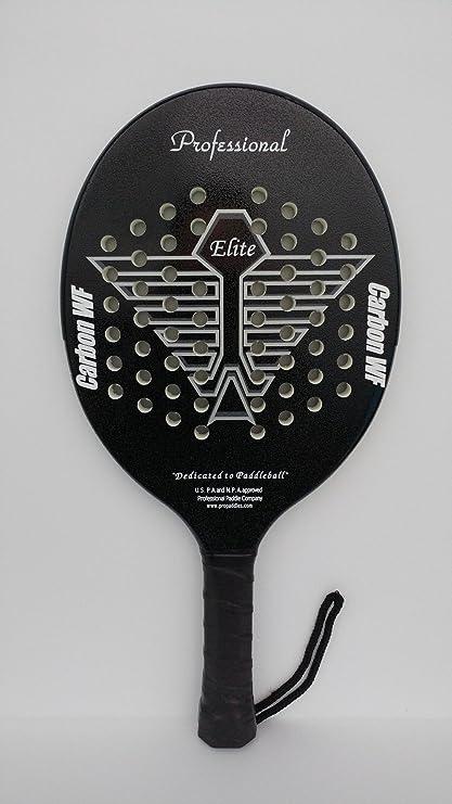Propaddles Elite Paddleball Paddle (Black)