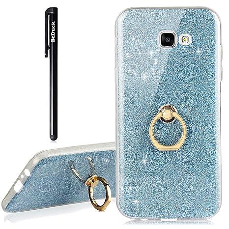 Galaxy A7 2017 móvil de purpurina, btduck Teléfono Móvil Samsung ...