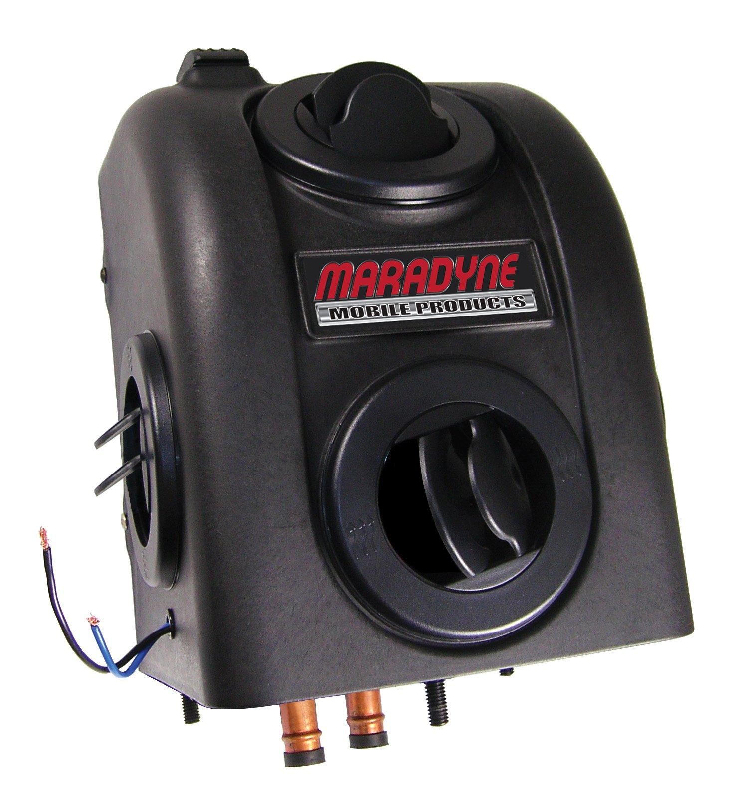 Maradyne H-400012 Santa Fe 12V Floor Mount Heater by Maradyne
