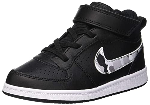 Nike Basketball Mid Enfant De Mixte Chaussures Borough tdv Court 6xYwO7rq6