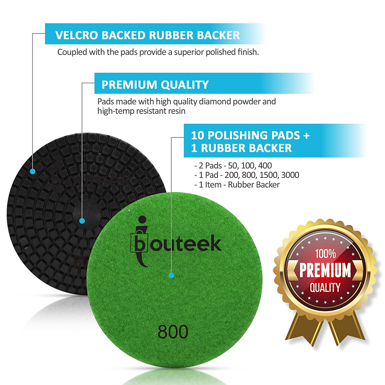 Precision Shaped Ceramic Grain 3M Cubitron II Roloc Durable Edge Disc TSM 984F 4 Diameter 60 Grit YF-Weight Cloth Pack of 25 4 Diameter 051141277158