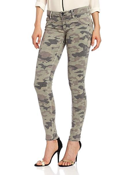 171ba85f6bd131 Amazon.com: Hudson Jeans Women's Collin Skinny Jean: Clothing