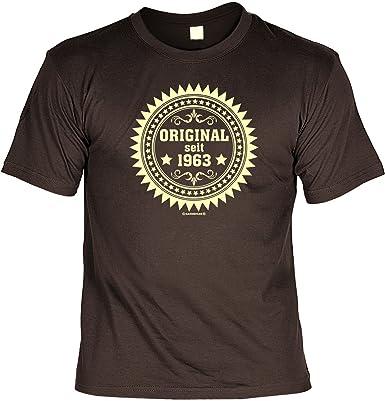 Lustige Spruche Fun Tshirt Original Seit 1963 50 Geburtstag