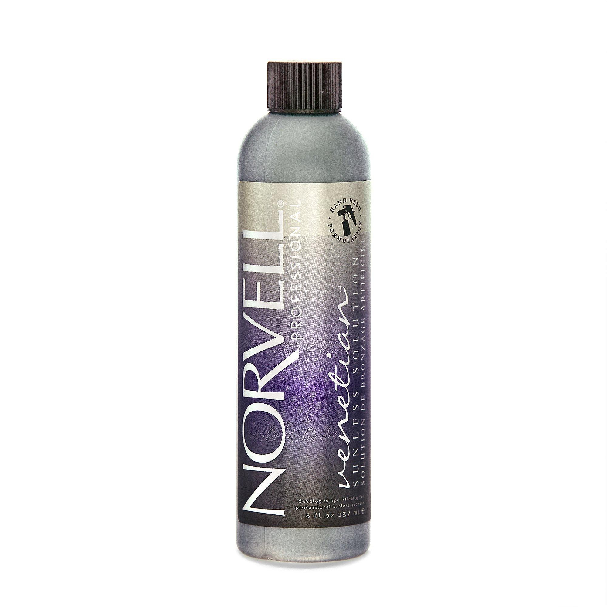 Norvell Premium Sunless Tanning Solution - Venetian, 8 fl.oz. by Norvell