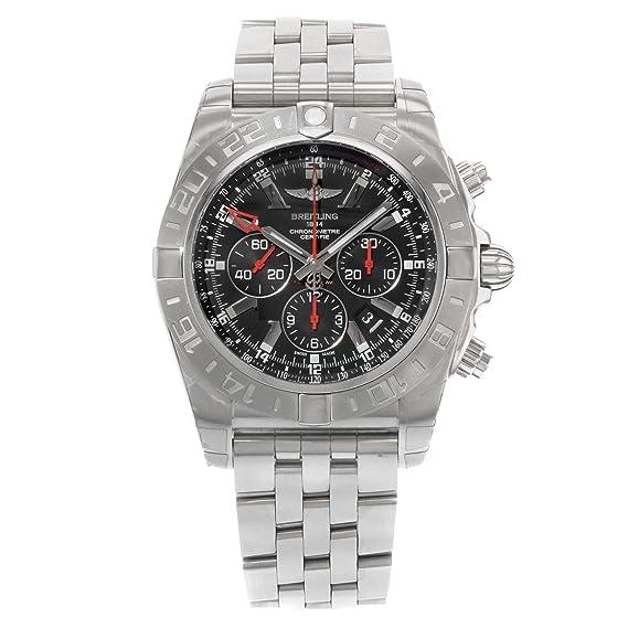 Breitling Chronomat automatic-self-wind Mens Reloj ab0412 (Certificado) de segunda mano: Breitling: Amazon.es: Relojes