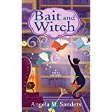 Bait and Witch (Witch Way Librarian Mysteries Book 1)
