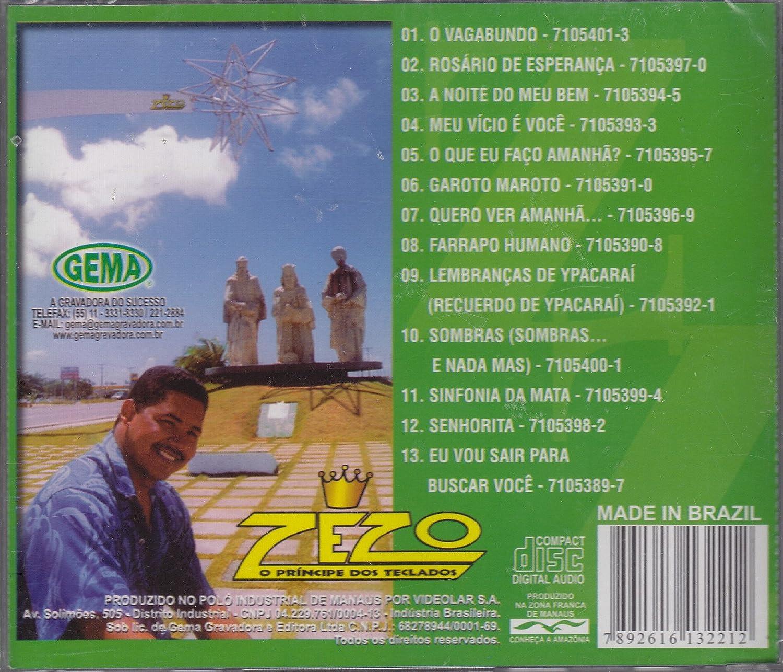 Zezo O Principe dos Teclados - Zezo O Principe dos Teclados - Amazon.com Music
