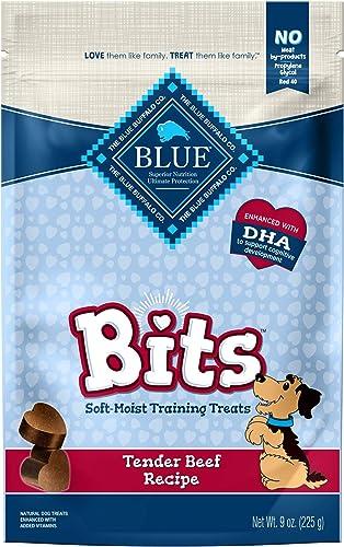 Blue Buffalo BLUE Bits Natural Soft-Moist Training Dog Treat