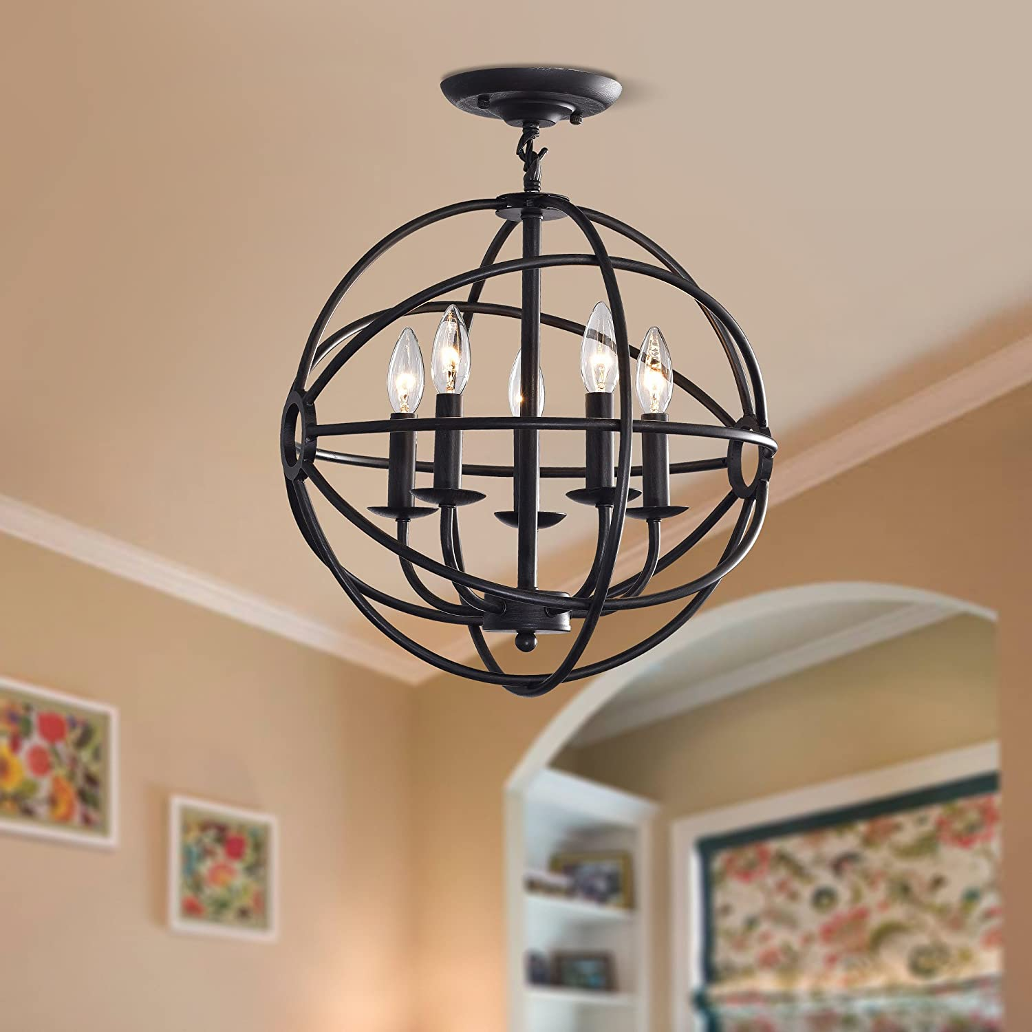 currey p company chandeliers bellario and chandelier orb