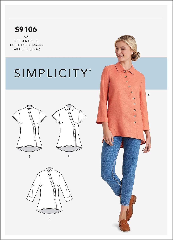 SIMPLICITY CREATIVE CORP Simplicity Pattern 10-12-14-1, Various